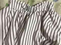 オリーブデオリーブ ストライプ スカート