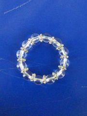 〓天然石〓天然水晶〓指輪〓11〜12号〓〓