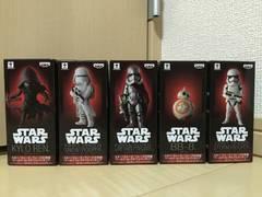 STAR WARS フォースの覚醒 コレクタブルフィギュア 全5種セット