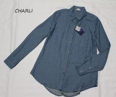 チャーリー*CHARLI*B.C STOCK★ヘリンボーン*ネル長袖シャツ/新品