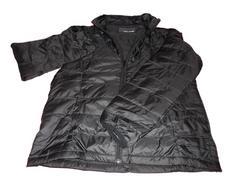 セシル ブラック ダウンジャケット 新品未使用☆袋付