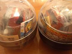カプセルプラレール EH500 金太郎 セット 【新幹線と東京駅丸の内駅舎編】