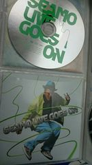 CDアルバム SEAMO 「LIVE GOES ON」