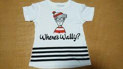 UNIQLO*ウォーリーを探せ*Tシャツ*男女OK*美品