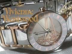 良品【箱・取説付】1スタ★ヴィヴィアン・ウエストウッド 腕時計