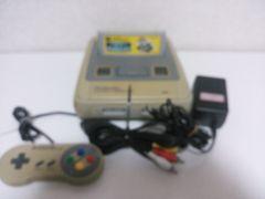 任天堂 スーパーファミコンセット マリオカート付 動作確認OK