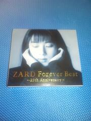 4枚組CD「ZARD Forever Best 25th Anniversary」坂井泉水 ベスト