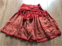 RETRO GIRLニットスカート