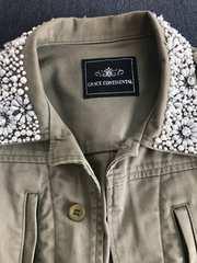 グレースコンチネンタル36ジャケット