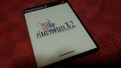 PS2☆ファイナルファンタジーX-2☆SQUARE ENIX。ロープレ。