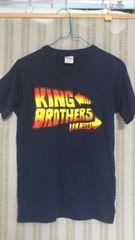 キングブラザースレアバンドTシャツ
