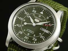 セイコー SEIKO セイコー5 オート 腕時計 SNK805K2