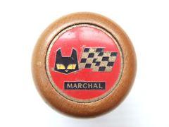激レア 当時物 ウッド マーシャル 8×1.25 シフトノブ 旧車