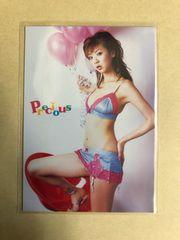 ほしのあき 2007 トレカ アイドル グラビア カード 下着 38