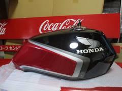 ホンダ CBX400F 黒×赤 ガソリンタンク CBX400FF CBX400F�U
