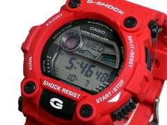 CASIO G-SHOCK G-7900A-4DR タイドグラフ搭載 レッド