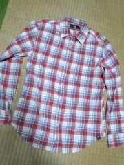 タウカン チェックシャツ
