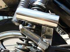 汎用 50.8π サイレンサースタンド VTEC XJR CBR マフラー
