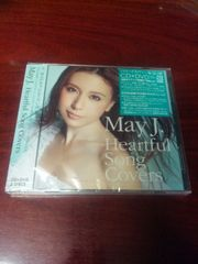May j. 新品CD+DVD「Heartful Song Covers」Let It Go カバー メイジェイ