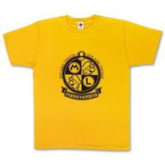 クラブニンテンドー★クラブニンテンドーTシャツ2010 イエロー L