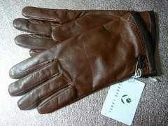 プライベートレーベル(PRIVATE LABEL)羊皮革手袋21リボン