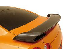 日産 リアルカーボントランクスポイラー GT-R R35