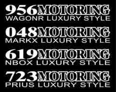 ワゴンR モータリング LUXURY STYLE  25センチ