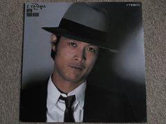 矢沢永吉 LP盤 ドアを開けろ