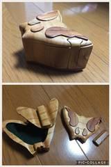 新品木製ウッド小物入れケース指輪ジュエリーケースポーチ