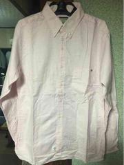 anachronormアナクロノーム オックフォードシャツ ピンク