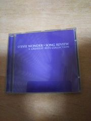 CD STEVIE WONDER 〜 SONG REVIEW  A GREATEST HITS COLLECTION