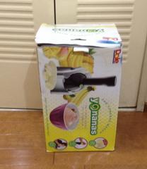 Yonanas 冷凍フル-ツを作ろう (Doleド-ル)