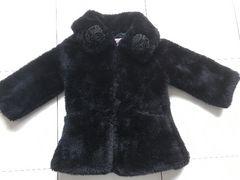 ファーコートと帽子セット★1y