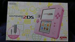 新品未使用!ニンテンドー2DS ピンク NINTENDO2DS