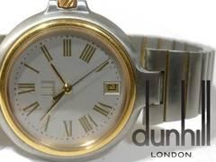 良品 1スタ★ダンヒル/dunhill【スイス製】気品あるメンズ腕時計
