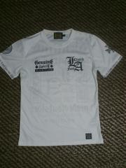 【BLACK FLAME】ロゴ半袖Tシャツ