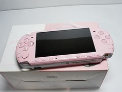 ◆安心保証◆新品即決◆PSP-3000 ブロッサム・ピンク◆