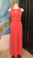 ロングドレス、中古美品、アメリカサイズ8
