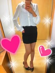 ミニスカ\(^o^)/ブラック☆中古(T_T)