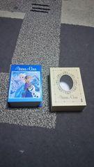 アナと雪の女王〜ブック型クロック(時計)ディズニー♪新品