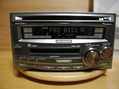 ★カロッツェリア CD/MD FH-P050MD MP3対応 取説 整備済★