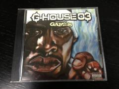 G-HOUSE 03 / GAMES MR.CAPONE-E,2PAC,KURUPT,ROGER TROUTMAN