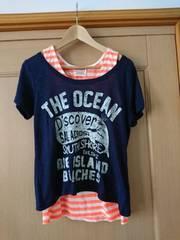 新品 タンク&Tシャツセット
