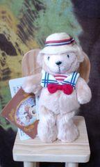 ディズニーTDS2005『ジャンボリーナイトダッフィー(ディズニーベア)ストラップ』レア