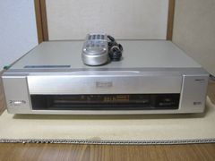 Panasonic S-VHS ビデオデッキ NV-SB800W