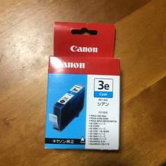 Canon 純正品 キャノン BCI-3eC シアン インクカートリッジ