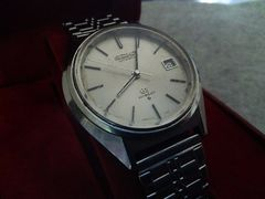 GRAND SEIKO DATE HI-BEAT AUTOMATIC