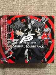 ペルソナ5 オリジナルサウンドトラック 3枚組 110曲収録