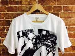 表記L/新品!デボラハリー ロック セクシープリント Tシャツ 白 バンドT ブロンディ 55