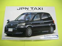 アオシマ 1/24 ザ・モデルカー No.SP トヨタ NTP10 JPNタクシー '17 ブラック